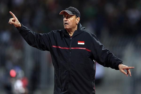 مدرب المنتخب العراقي السابق حكيم شاكر