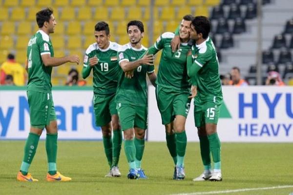 العراق أمام ضرورة الفوز على تايلاند
