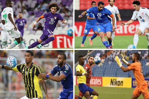 الفرق السعودية لم تحقق سوى نقطتين فقط من أصل 12 نقطة ممكنة