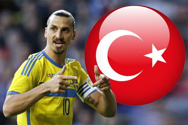 قائد منتخب السويد إبراهيموفيتش سيغيب عن مواجهة تركيا