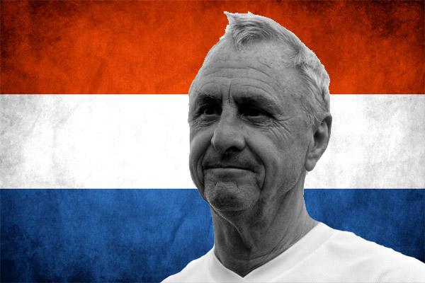 هولندا حزينة لفقدان كرويف