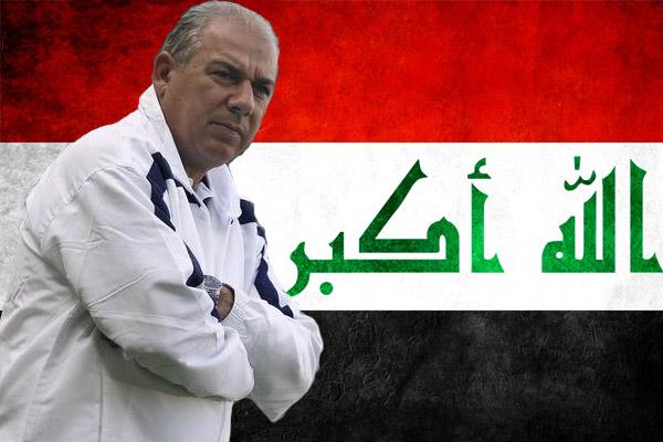 مدرب العراق المستقيل يحيى علوان