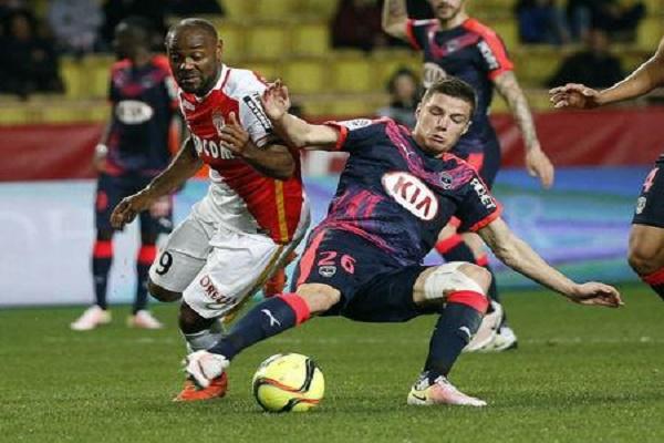 سقوط موناكو أمام بوردو في الدوري الفرنسي