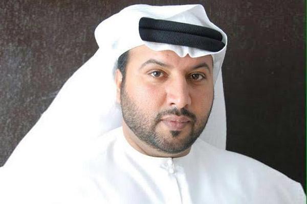 المرشح لعضوية الاتحاد الإماراتي لكرة القدم، خليفة المحرزي