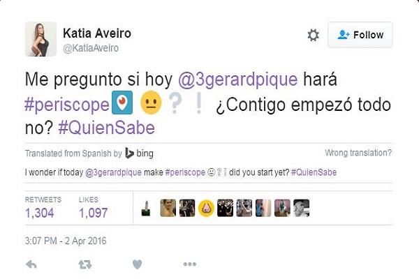 شقيقة رونالدو تستفز بيكيه بعد خسارة برشلونة في الكلاسيكو