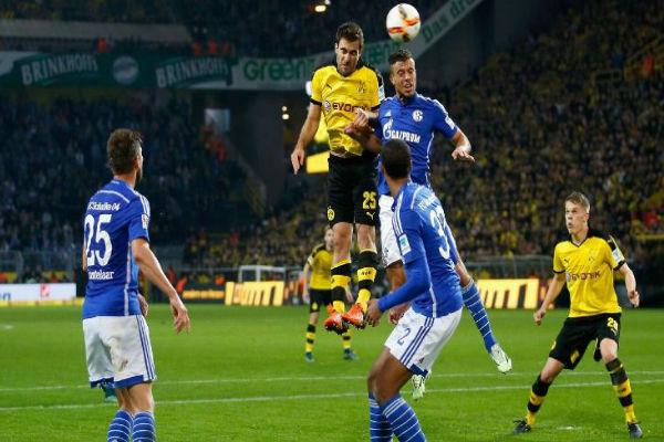 5 مباريات يوم الاثنين ضمن برنامج الدوري الألماني