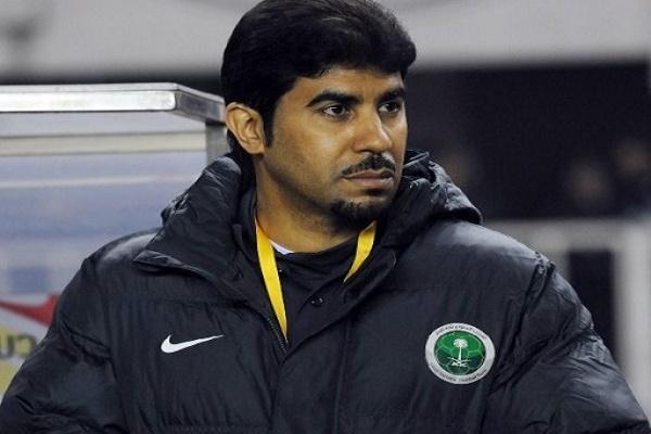مدير المنتخب السعودي لكرة القدم زكي الصالح