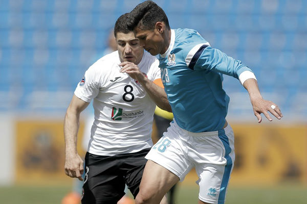 نفط الوسط والفيصلي إلى ثاني أدوار كأس الاتحاد الآسيوي