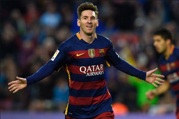 ميسي ينجح في بلوغ حاجز الـ 40 هدفًا في مختلف البطولات المحلية والدولية لهذا الموسم