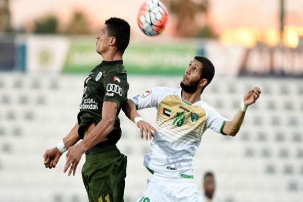 معركة الهبوط في الدوري الإماراتي تخطف الأضواء في ختام الموسم