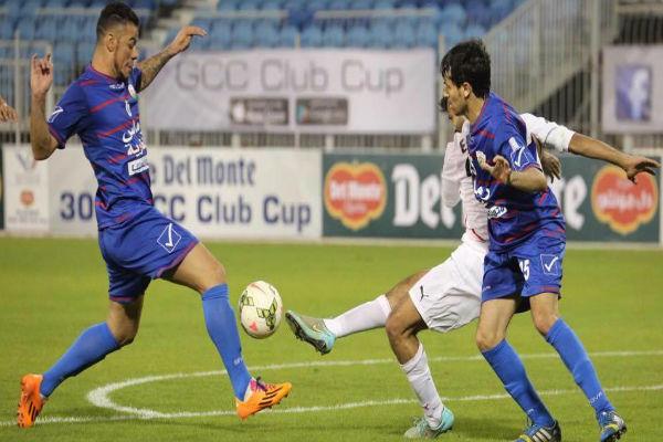 الحد البطل في مواجهة البسيتين في الدوري البحريني