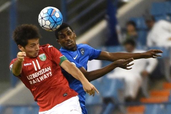 الهلال يكتفي بالتعادل السلبي مع لوكوموتيف في دوري أبطال آسيا