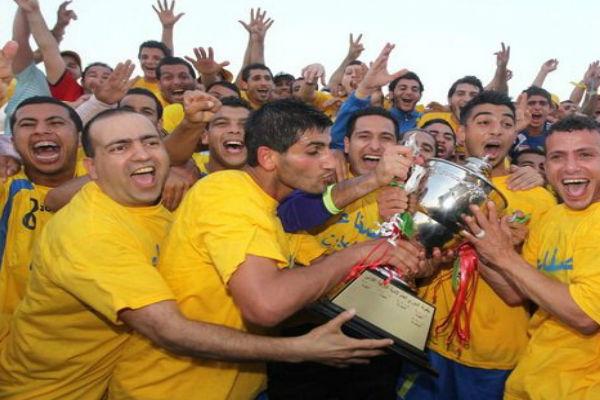 الصفاء ينتزع لقبه الثالث في الدوري اللبناني من