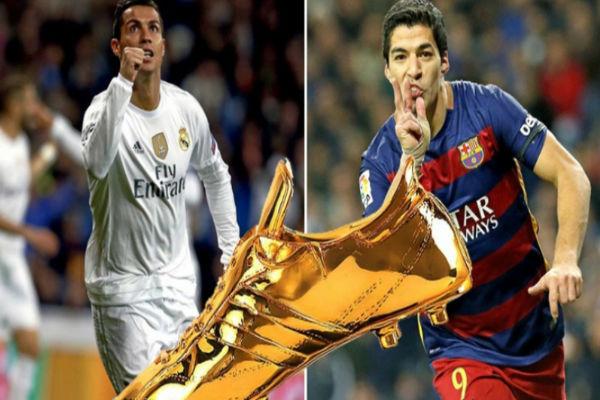 سواريز الأكثر فاعلية بـ40 هدفاً في الدوري الإسباني