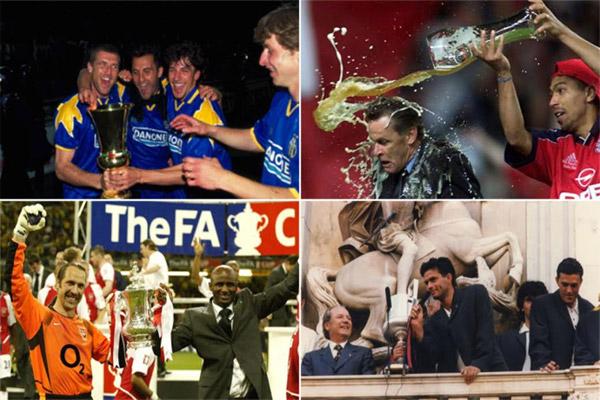 برشلونة أكثر المتوجين بلقب الكأس على مستوى الدوريات الأوروبية