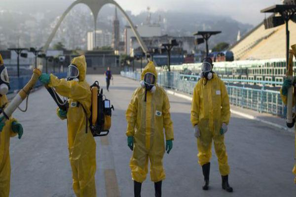 السلطات البرازيلية لن تؤجل أولمبياد ريو بسبب فيروس زيكا