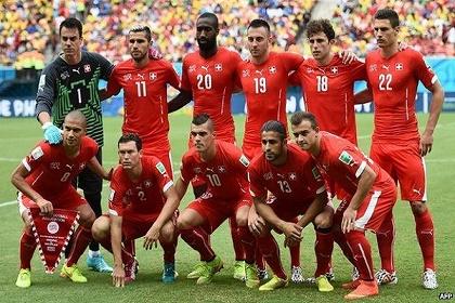سويسرا لتجنب مسلسل الاقصاء المبكر من كأس أوروبا