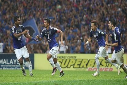 جوهور يسحق كايا ويبلغ ربع نهائي كأس الاتحاد الآسيوي