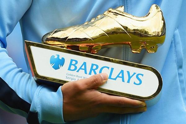 أرسنال و مانشستر يونايتد الأكثر إحرازا لجائزة هداف الدوري الإنكليزي