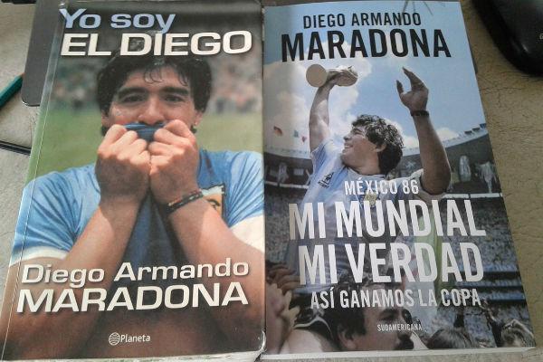 كتاب مارادونا