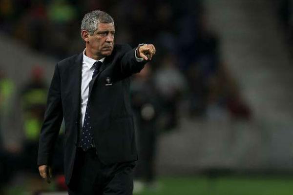 سانتوس يضع تجربته التدريبية الطويلة بتصرف البرتغال