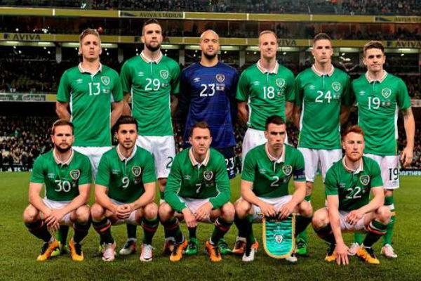 منتخب جمهورية إيرلندا