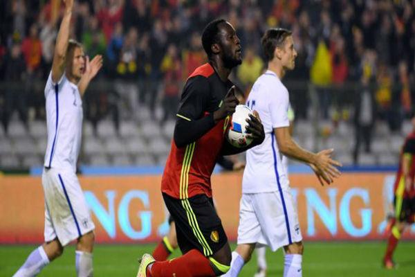 تعادل مخيب لبلجيكا أمام فنلندا