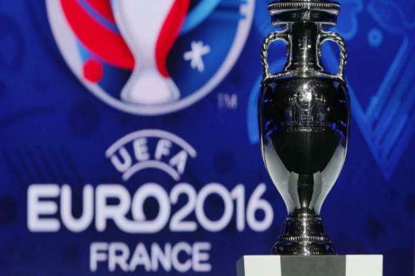 كأس أمم أوروبا مقامة حالياً في فرنسا