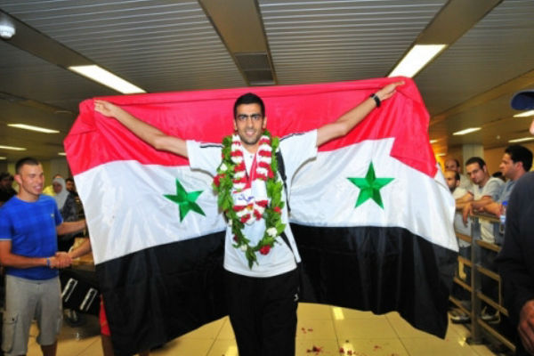 السوري مجد غزال