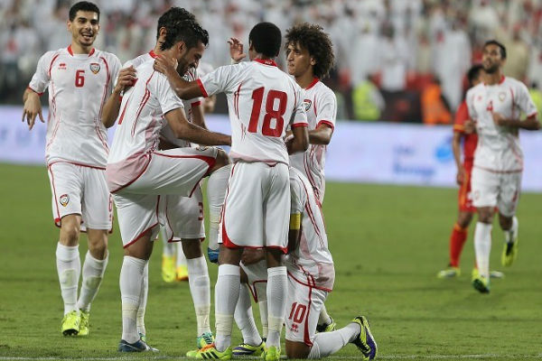 الإمارات تستدعي 25 لاعباً لمعسكر إسبانيا