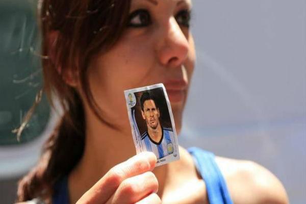 المشجعة المكسيكية نورا بريسينيو