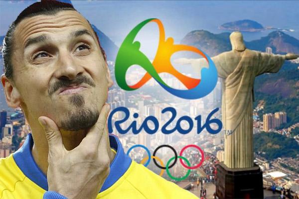 إبراهيموفيتش في القائمة الأولية لتشكيلة السويد بالأولمبياد