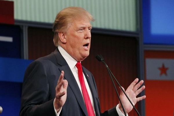 المرشح الجمهوري الى انتخابات الرئاسة الاميركية دونالد ترامب