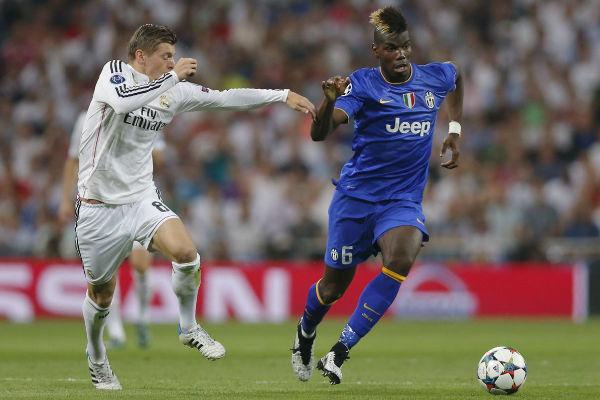 هل ينتقل بوغبا إلى صفوف ريال مدريد؟!