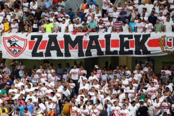 نادي الزمالك المصري فاز بأولى جولاته في مباريات المجموعة الثانية بدوري أبطال أفريقيا