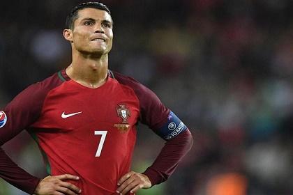 رونالدو مستاء لإهداره ركلة جزاء لكنه واثق من التأهل