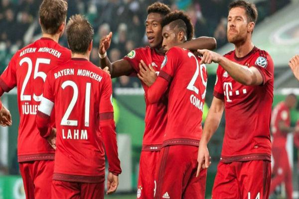بايرن ميونيخ يواجه بريمن في افتتاح الدوري الألماني