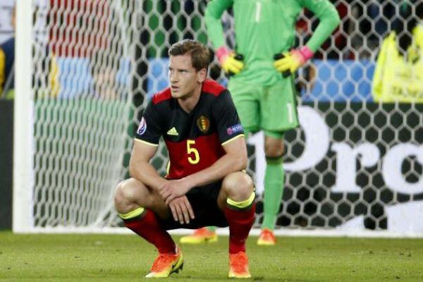 المدافع البلجيكي يان فيرتوغن