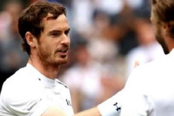 برودي هو ثالث لاعب بريطاني يهزمه آندي مواري هذا الشهر