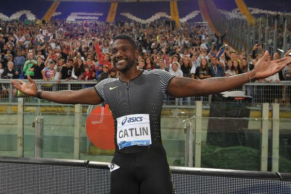 غاتلين يوجه رسالة إلى منافسيه قبل أولمبياد ريو