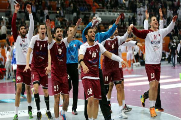 منتخب قطر لكرة اليد لإثبات نفسه في مونديال فرنسا 2017