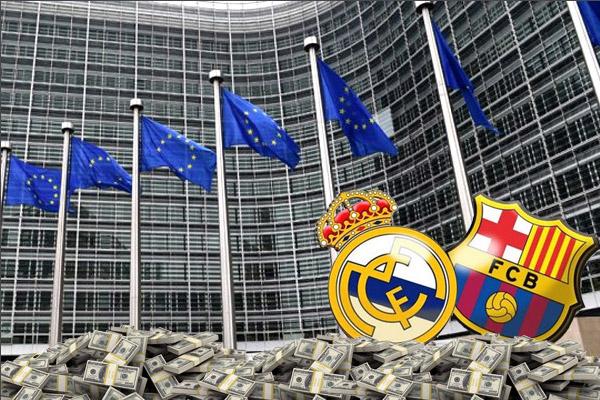 قطبا الكرة الإسبانية يستجيبان للمفوضية الأوروبية