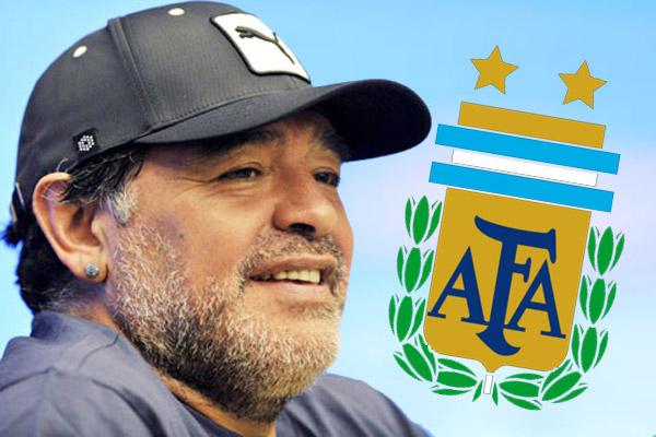 مارادونا يؤكد أن المافيا داخل الإتحاد الأرجنتيني سوف تستمر على الأرجح