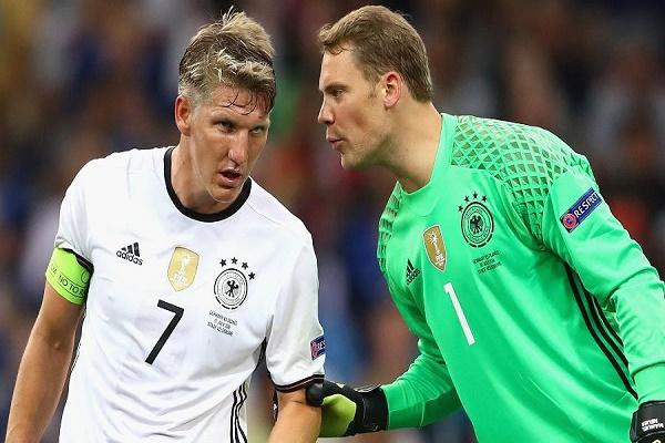 الصحافة الألمانية تتهم نوير وشفاينشتايغر بالتسبب في الخيبة الأوروبية