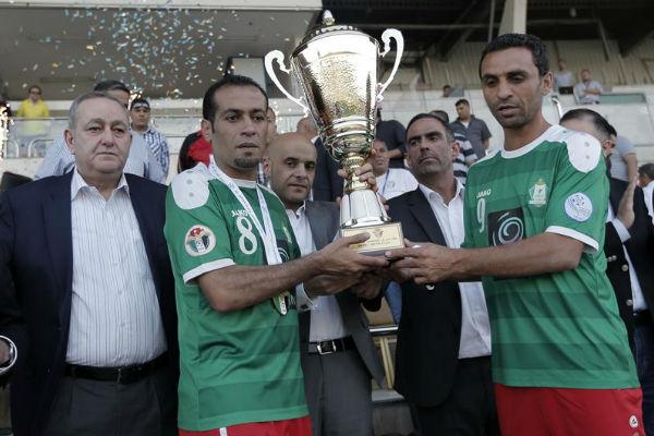 الوحدات يبدأ حملة الدفاع عن لقب الدوري الأردني بلقاء البقعة
