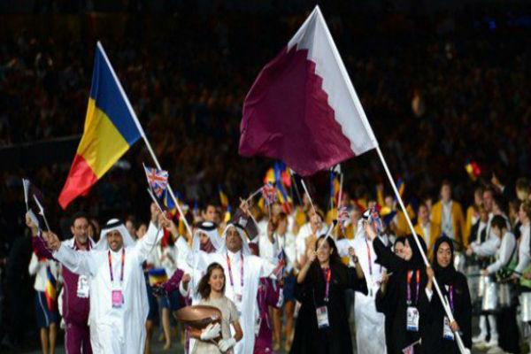 قطر تعلن عن بعثتها الرسمية إلى أولمبياد ريو