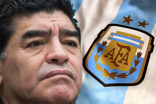 دييغو مارادونا، أسطورة الكرة الأرجنتينية
