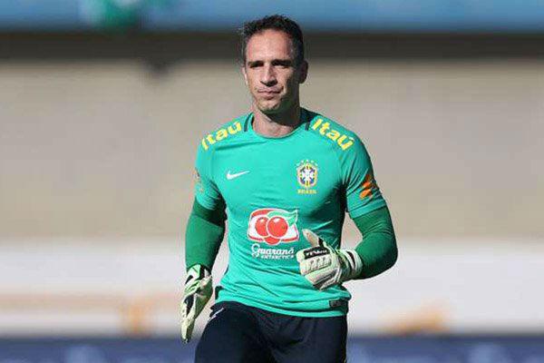 الإصابة تبعد الحارس براس عن تشكيلة البرازيل في الأولمبياد