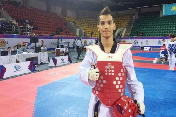 نجم التايكواندو أبو غوش محط أنظار الأردنيين في الأولمبياد