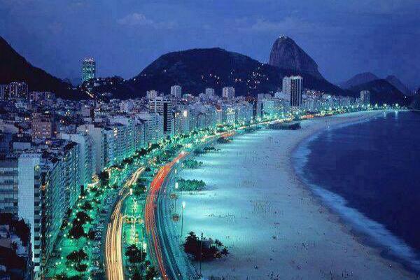 ريو دي جانيرو مدينة رياضيّة بامتياز